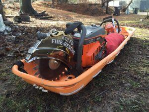 Fire Rescue Electric Saw