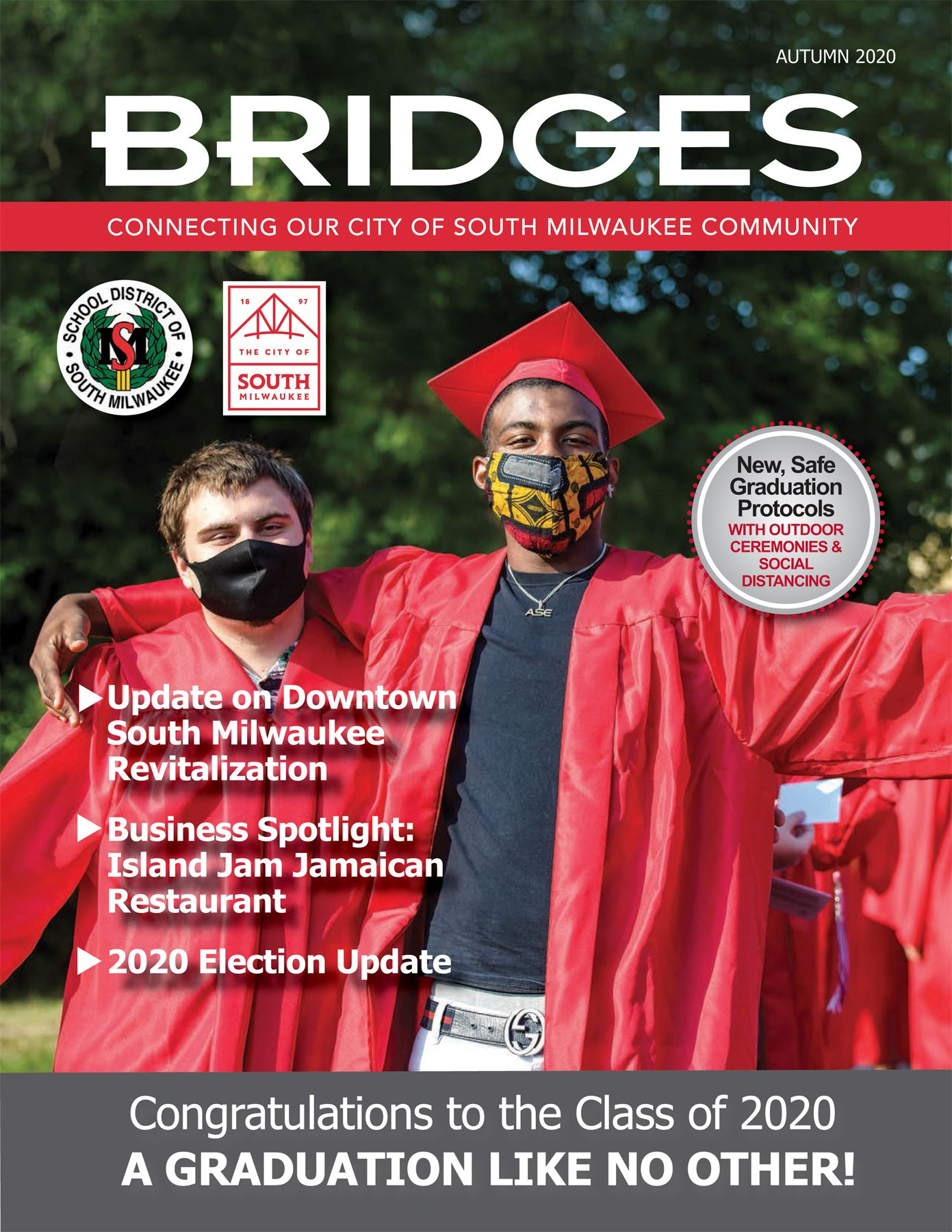 Bridges Magazine Autumn cover
