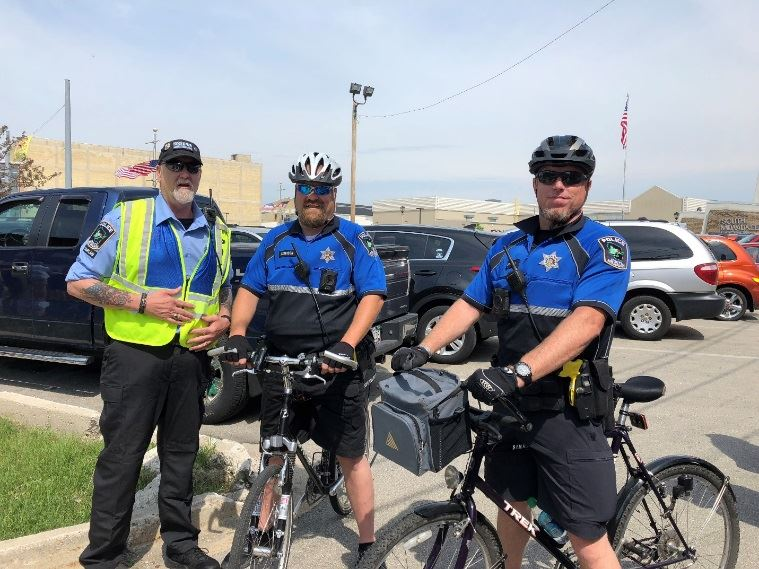 Police Departments Bike Patrol